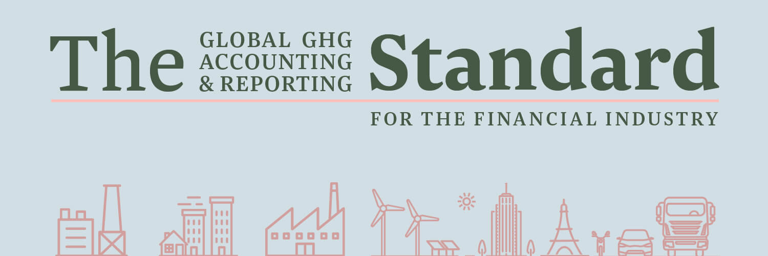 Global GHG Accounting & Reporting Standard for the Financial Industry