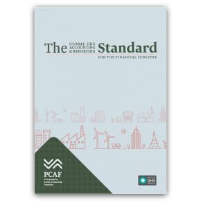 The Partnership for Carbon Accounting Financials (PCAF) launches first global standard to measure and report financed emissions