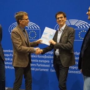 New PCAF report presented in Brussels