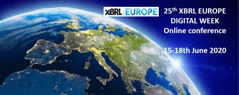 25th XBRL Europe Day Digital Week